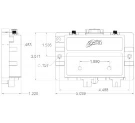 OZ600 – Standard RFoF TRx