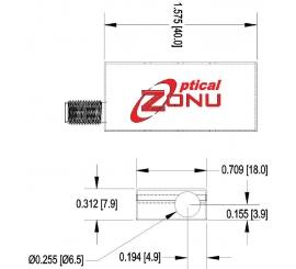 OZ101 – Mini RFoF Link