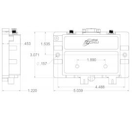 OZ816 – 6GHz Ultra RFoF TRx